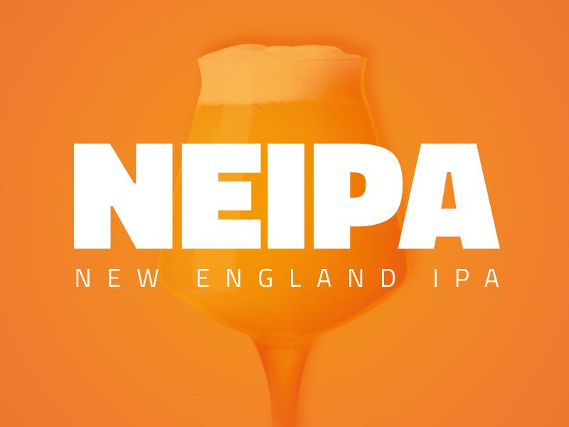 New product Neipa new england IPAS beer