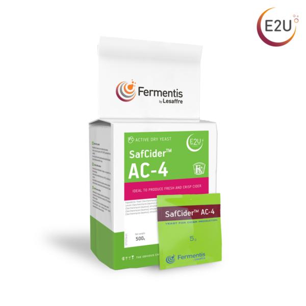 SafCider™ AC-4 - Two sizes - Fermentis