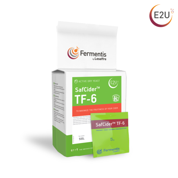 SafCider™ TF-6 - Two sizes - Fermentis