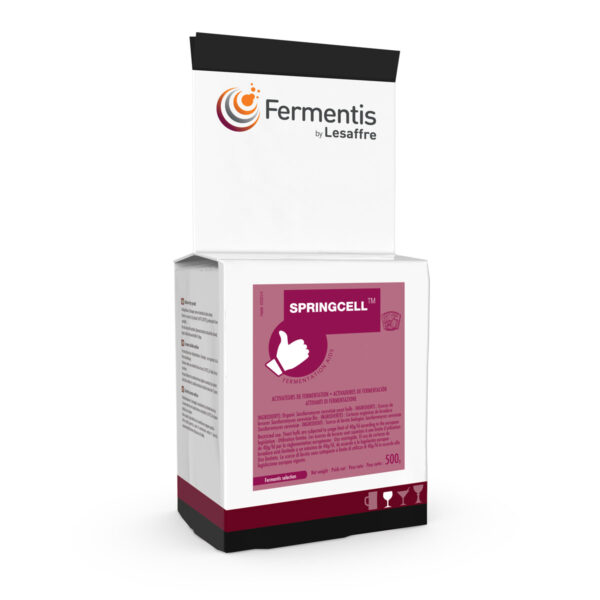 Springcell fermentation aid pack by fermentis