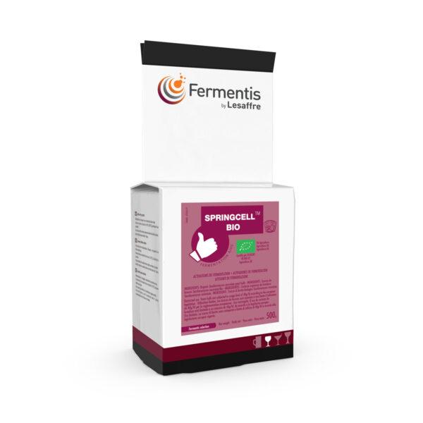 Springcell bio organic version fermentation aid pack by fermentis