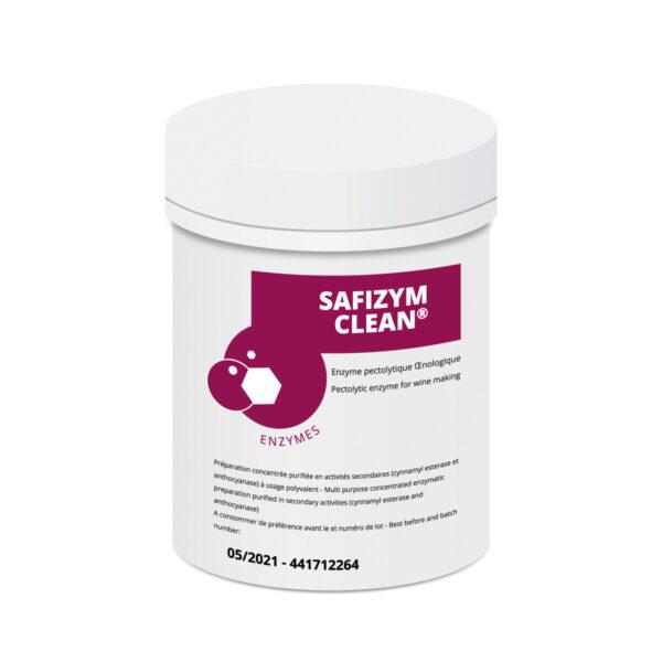 Safizym clean full box wine fermentation pack by Fermentis