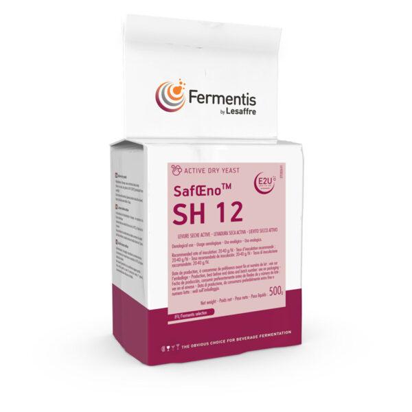 Safoeno SH 12 wine yeast pack by fermentis