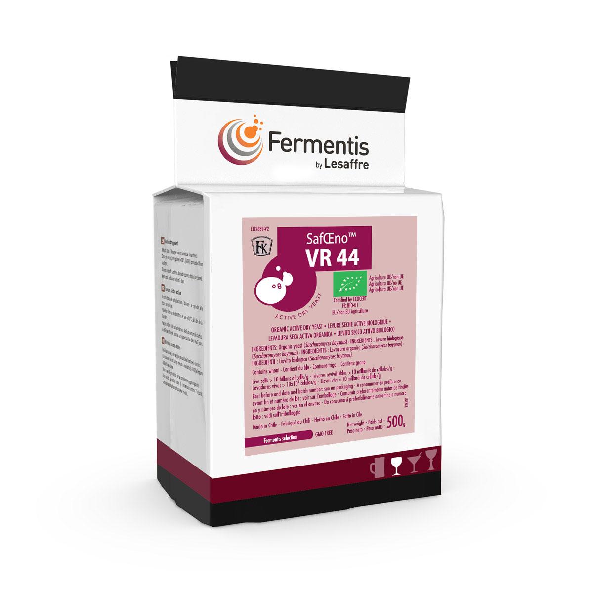 Safoeno VR 44 wine yeast pack by fermentis
