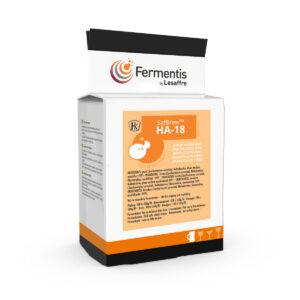 SafBrew HA-18 beer yeast pack by fermentis