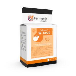 SafLager W 34/70 levure sèche active pour brasseurs par Fermentis