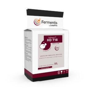Safoeno HD T18 white wine yeast pack by fermentis