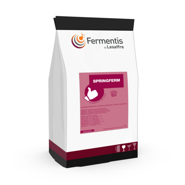 SpringFerm Fermentation aids for winemakers by Fermentis