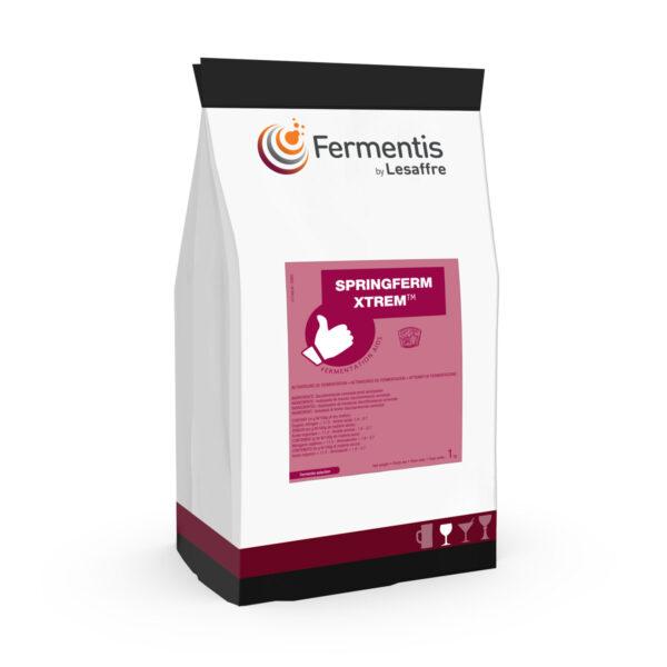 SpringFerm Xtrem Fermentation aids for winemakers by Fermentis