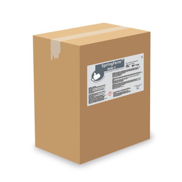 Springferm NAB-3 hard seltzer yeast pack by fermentis