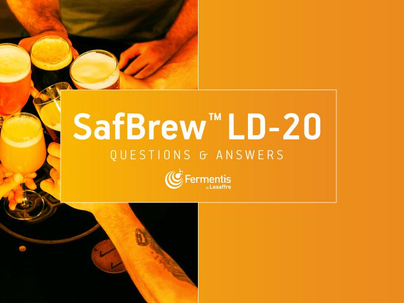 SafBrew LD-20 Q&A by Fermentis