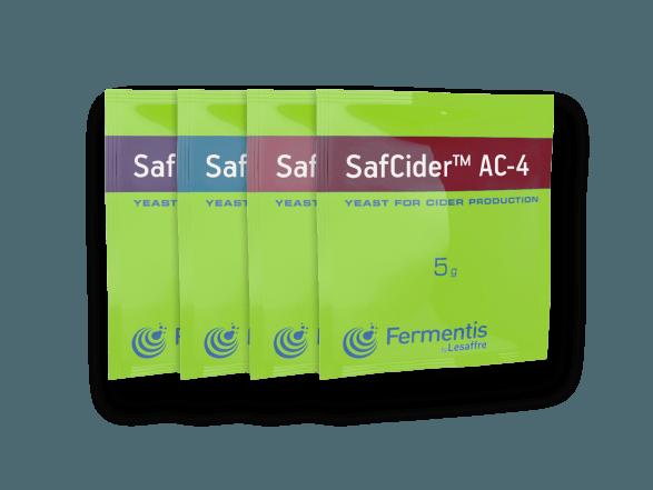 SafCider small sachets - Home thumb
