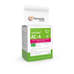 SafCider™ - AC-4 BIO organic version - Fermentis